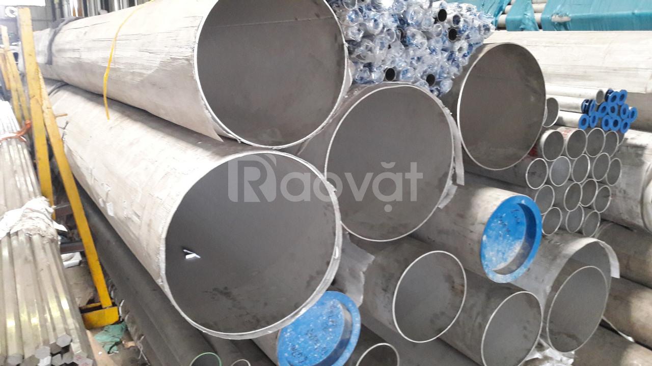 Ống hàn inox 304 nhập khẩu giá rẻ Fi457 x 4.78 x 6000/304/NO.1