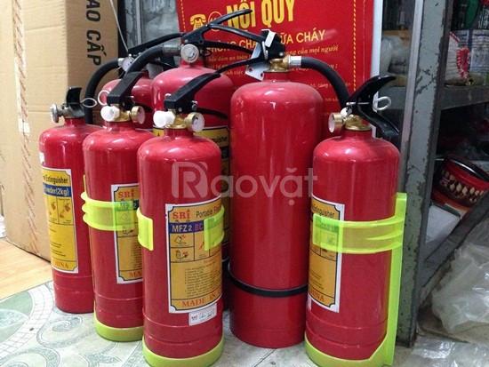 Sạc bình chữa cháy tại An Giang