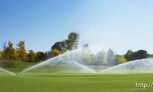 Hệ thống tưới, hệ thống tưới thông minh, hệ thống tưới sân vườn