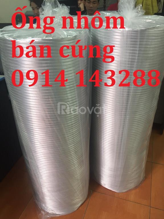 Ống nhôm bán cứng chịu nhiệt giá rẻ D100, D125, D150, D200