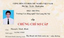 Khóa học nghiệp vụ cấp dưỡng Đà Nẵng, địa chỉ học cấp dưỡng mầm non