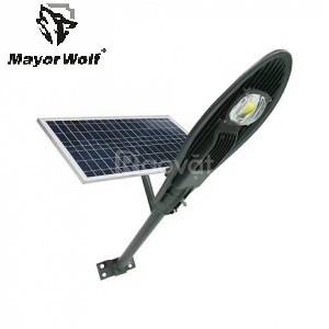Đèn đường năng lượng mặt trời liền thể, xưởng sản xuất chính hãng