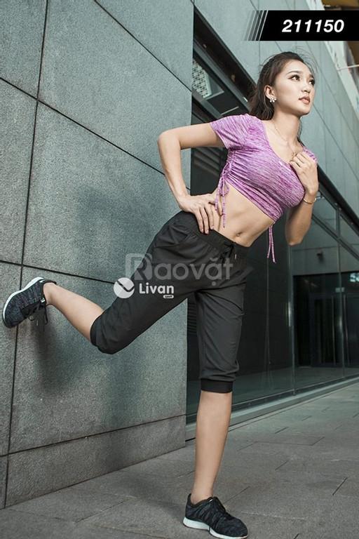 Đồ tập Gym, Yoga, Zumba, Aerobic,... (ảnh 5)
