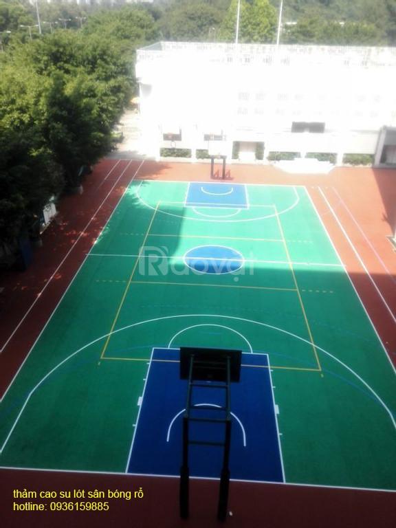 Bán sàn cao su dành cho phòng gym giá cả cạnh tranh