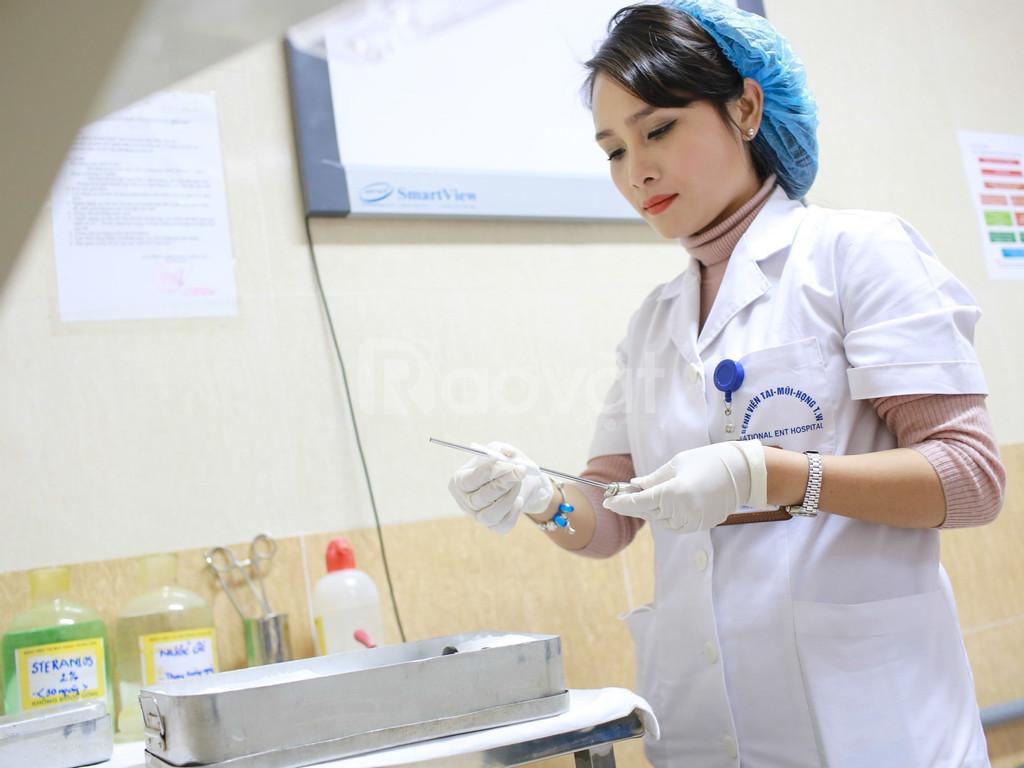 Lớp chứng chỉ điều dưỡng 6 tháng tại Hà Nội năm 2018