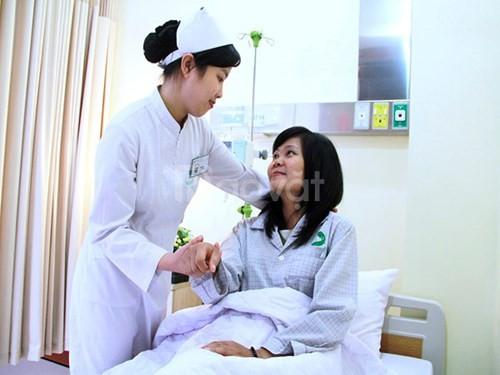 Chứng chỉ ngắn hạn điều dưỡng 3 tháng học tại Hà Nội