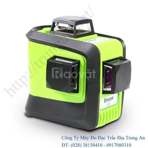 Máy cân mực laser quét 3D Sincon 3G (ảnh 1)