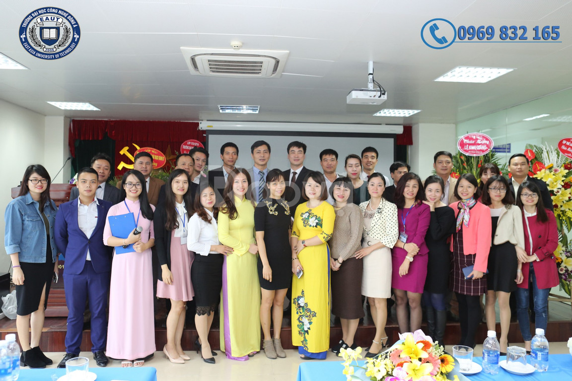 Đại học công nghệ Đông Á tuyển sinh thạc sĩ quản trị kinh doanh