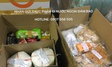 Nhận gửi thực phẩm đi Mỹ tôm khô, mực khô, cá khô, trà, cafe...