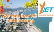 Đặt mua vé máy bay tết Sài Gòn Nha Trang giá rẻ