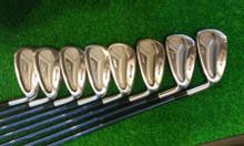 Bộ gậy golf irons mizuno mx-17