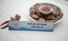 Cá khô, mực khô cá xóm biển Vũng Tàu