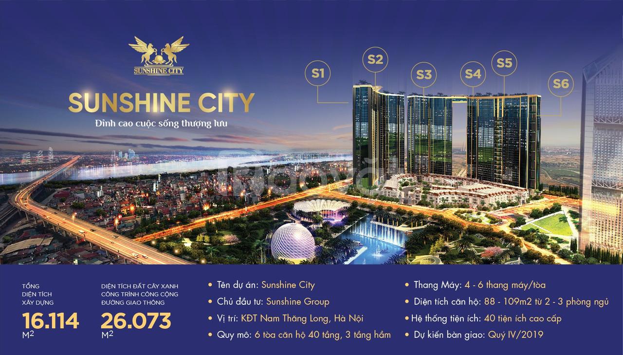 Bán chung cư Sunshine Ciputra, giá 3,1 tỷ, 3PN, 97,6m2, hướng đông nam (ảnh 3)