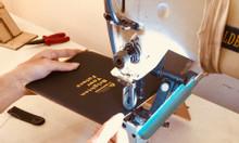 Xưởng sản xuất sổ da, bóp da nam - nữ, móc khóa, folder, menu