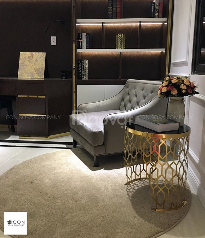 Nhận sản xuất sofa cao cấp, khung gỗ tự nhiên (ảnh 3)