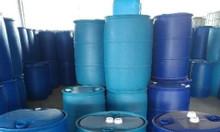 Thùng phuy nhựa, thùng phuy nhựa 220l, thùng phuy đựng hóa chất