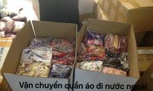 Nhận chuyển quần áo đi Úc giá nhiều chỉ từ 4.37usd/kg - 7.25usd/kg
