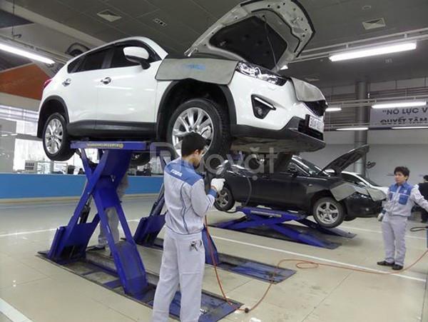 Tuyển dụng thợ sơn, gò ô tô ở Mỹ Đình, Hà Nội