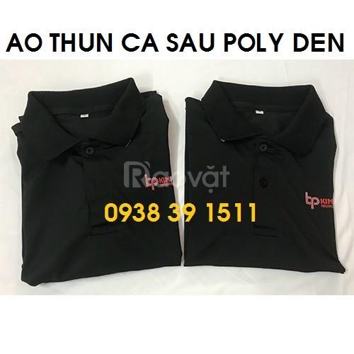 Xưởng may áo thun đồng phục, may áo thun đồng phục công ty (ảnh 1)