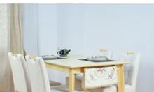 Bộ bàn ăn 4 ghế sang trọng HW363-4C- nội thất Homeworld