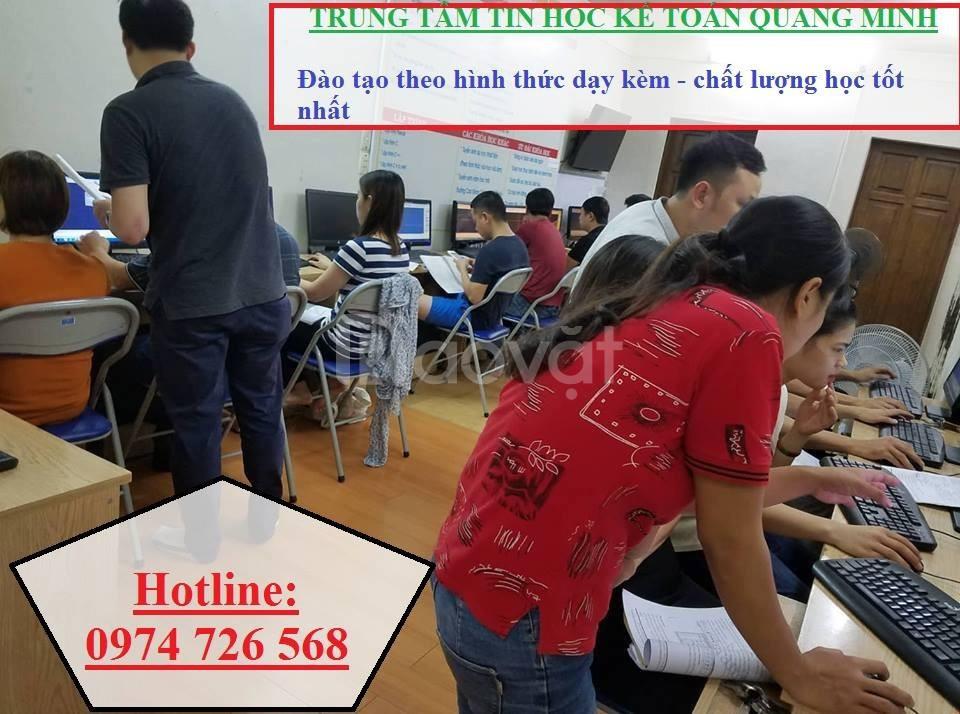 Tìm trung tâm dạy tin học ở Hà Nội