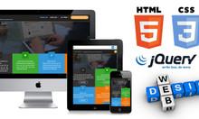 Thiết kế website chuyên nghiệp - Layout đẹp