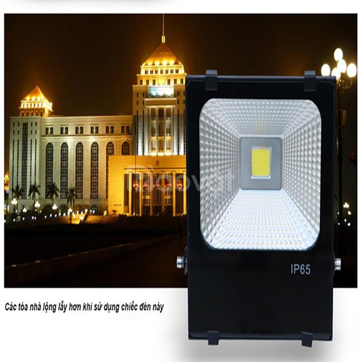 Đèn pha chính hãng, đèn pha cắm điện - Led Hiếu Kiệt