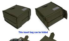 Túi đựng máy ảnh Caden A2 cho Canon, Nikon, Sony gấp gọn