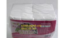 Cung cấp khăn giấy lau tay, khăn ăn napkin, khăn giấy các loại Cà Mau