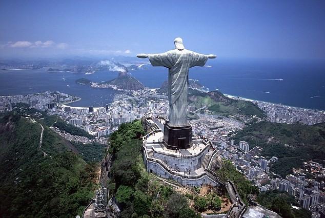 Xin visa đi Brazil, làm visa đi Brazil