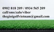Thảm phát banh golf 1.5mx1.5m mới 100%
