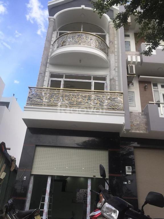 Nhà 4 lầu mặt tiền đường 7m, diện tích 4mx15m, Tân Phú (ảnh 4)