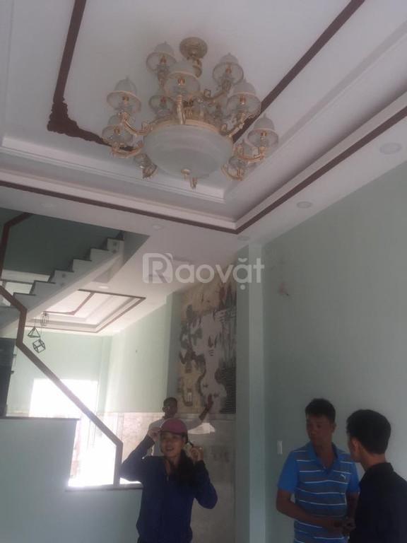 Nhà 4 lầu mặt tiền đường 7m, diện tích 4mx15m, Tân Phú (ảnh 3)