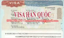 Dịch vụ làm visa Hàn Quốc thành công 99%