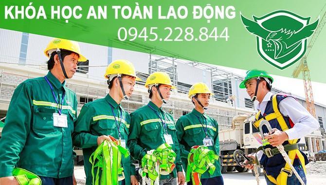 Học chứng chỉ an toàn lao động trên cao tại Hà Nội