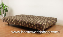 Sofa giường xuất Nhật bọc vải có thể tháo ra giặt dài 1m9 x 1m25