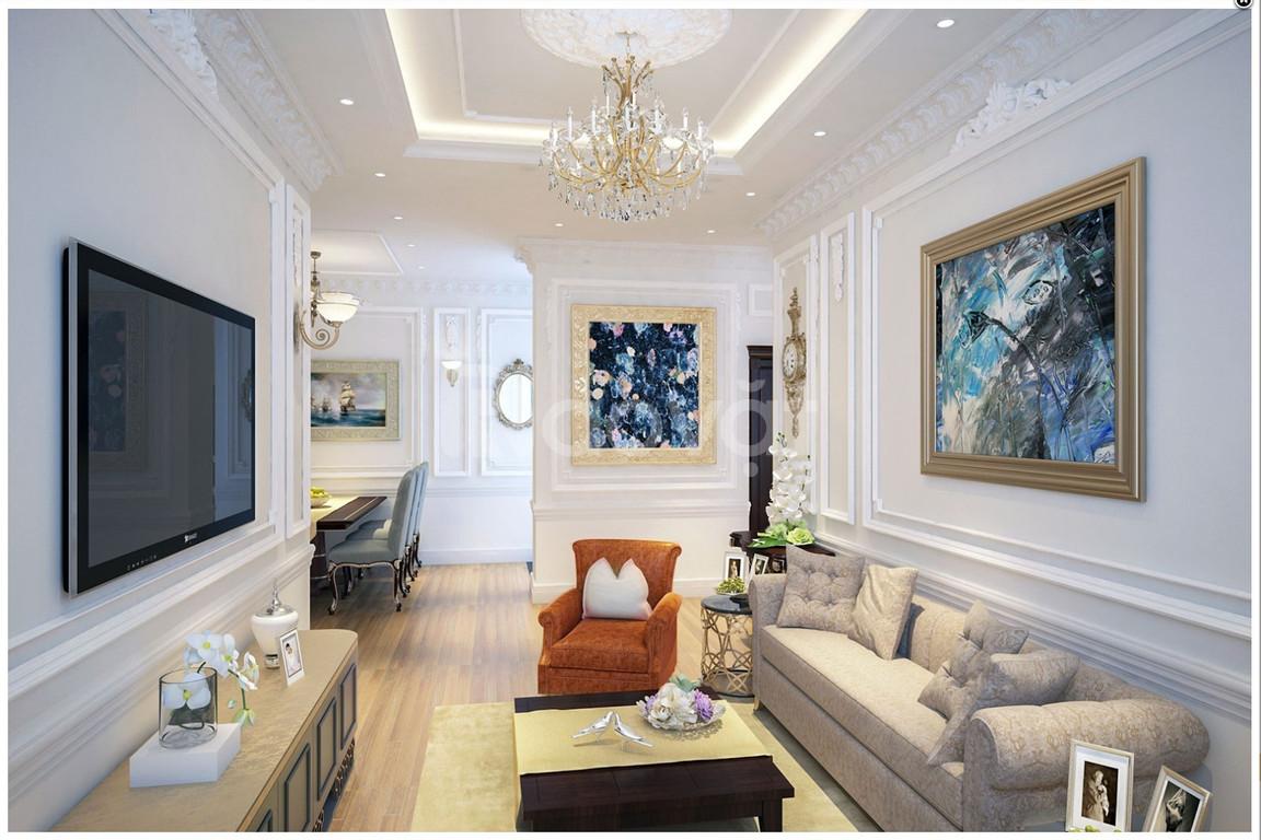 Chính chủ bán CHCC The Emerald - CT8 Mỹ Đình tòa E2, căn và tầng đẹp (ảnh 1)