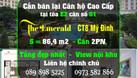Chính chủ bán CHCC The Emerald - CT8 Mỹ Đình tòa E2, căn và tầng đẹp (ảnh 3)