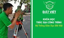 Khai giảng lớp trắc địa công trình tại Kiên Giang