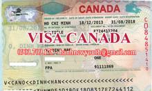 Dịch vụ làm visa Canada thành công 99%