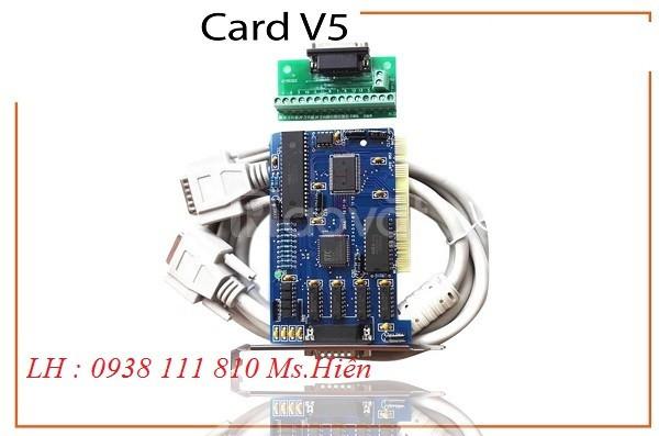 Card điều khiển V5, máy cnc đục gỗ