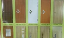 Cửa nhựa sung yu cho nội thất công trình