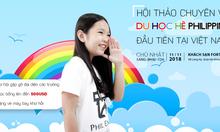 Triển lãm chuyên về du học hè Philippines đầu tiên tại Việt Nam!