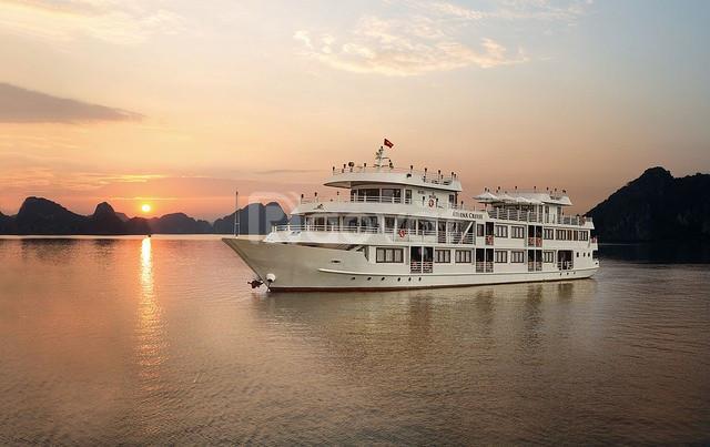 Du thuyền 5 sao Hạ Long, Hạ Long cruise, Du thuyền Lan Hạ