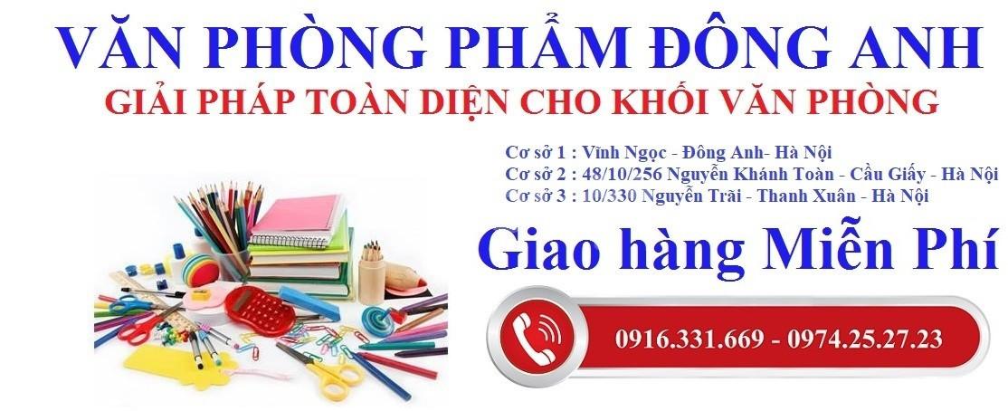 Phân phối văn phòng phẩm giá rẻ, phục vụ nhanh tại Hà Nội