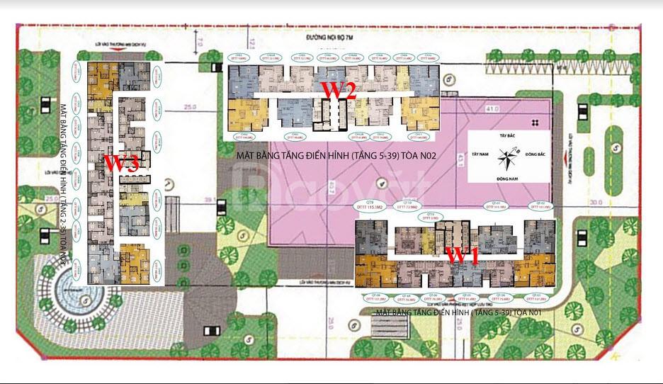 Mua nhà chỉ với 330 triệu tại Vinhomes West Point W1 Đỗ Đức Dục (ảnh 4)