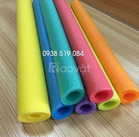 Thanh xốp tròn dạng ống rỗng cách nhiệt giá rẻ Hố Nai Đồng Nai