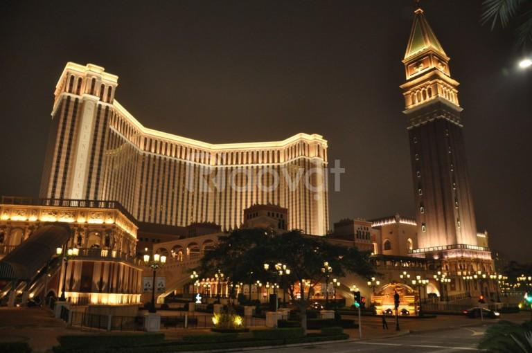 Vé máy bay giá rẻ đến Macao - Macau chỉ có tại Việt Today