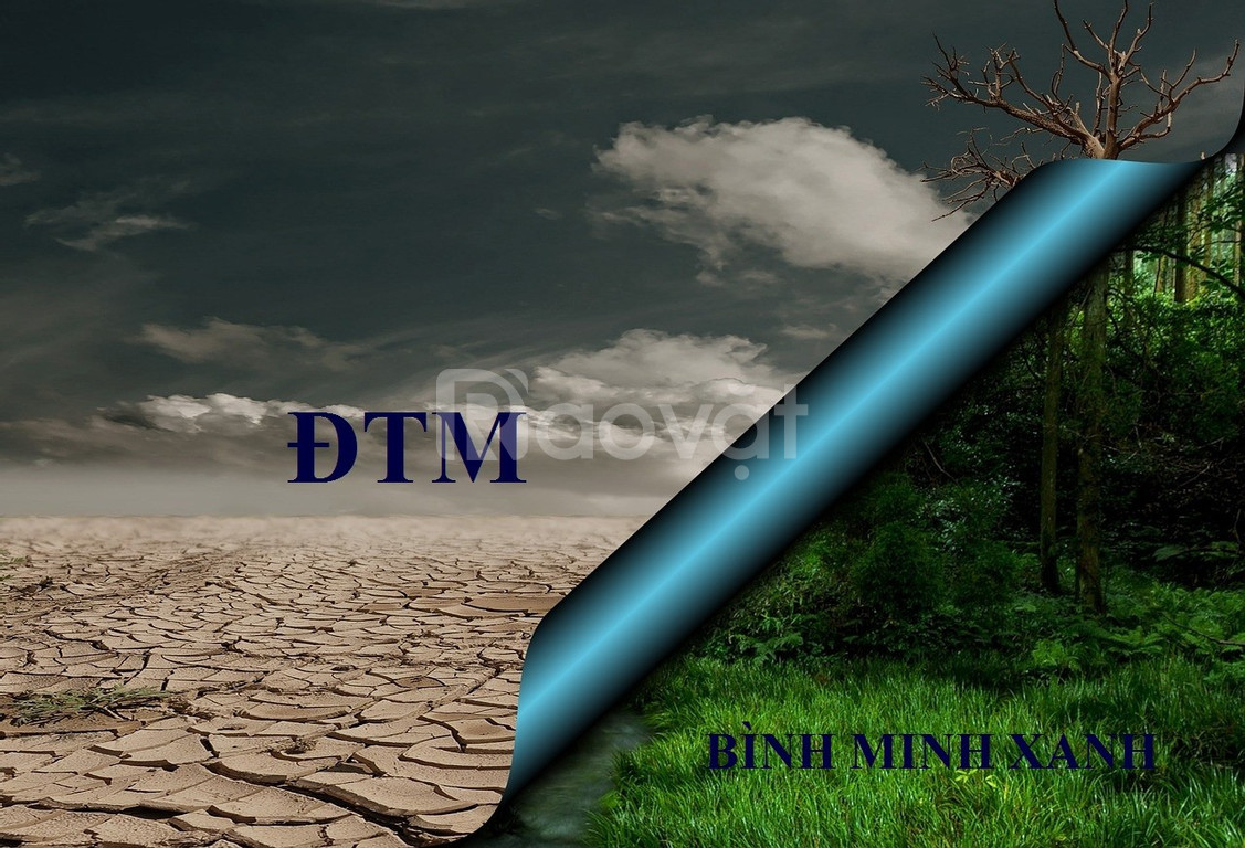 Tư vấn lập đề án bảo vệ môi trường