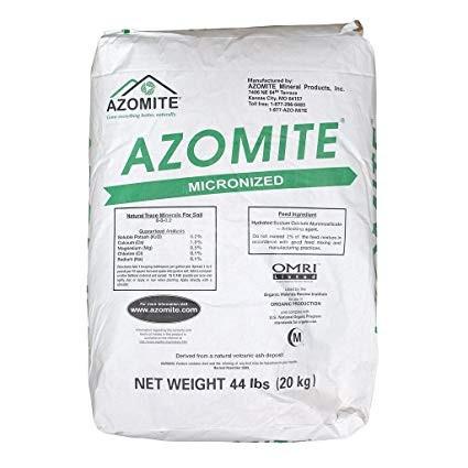 Cung cấp khoáng Mỹ Azomite dạng nguyên liệu
